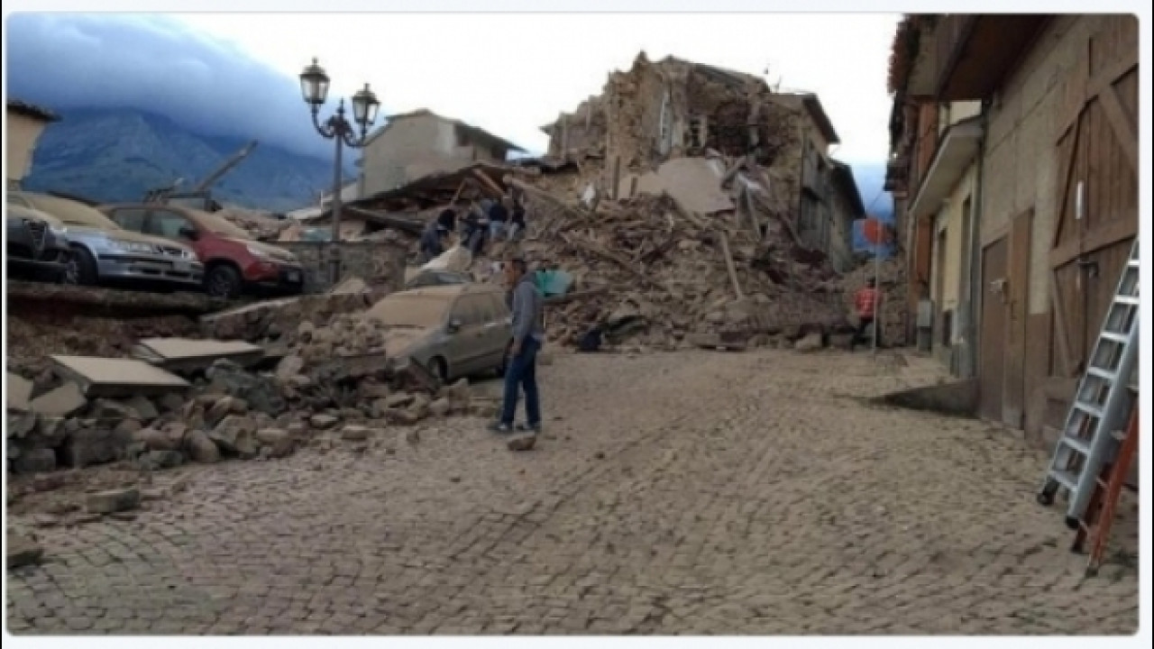[Copertina] - Terremoto Centro Italia, numeri utili e aggiornamenti sulla viabilità