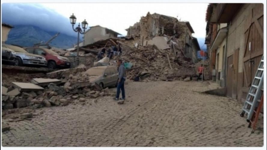 Terremoto Centro Italia, numeri utili e aggiornamenti sulla viabilità