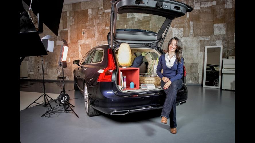 """Volvo V90, sa trasportare come una """"vera"""" Volvo SW? [VIDEO]"""