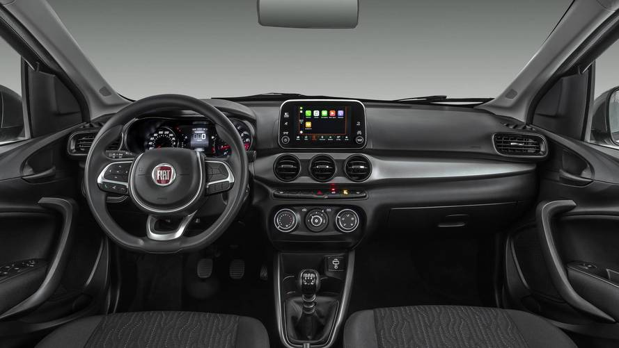 Fiat Cronos Drive MT