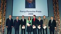 Winners of the Porsche scholarship