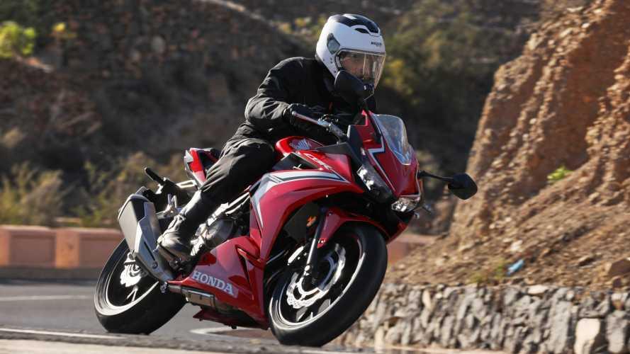Honda CB500F e CBR500R - TEST