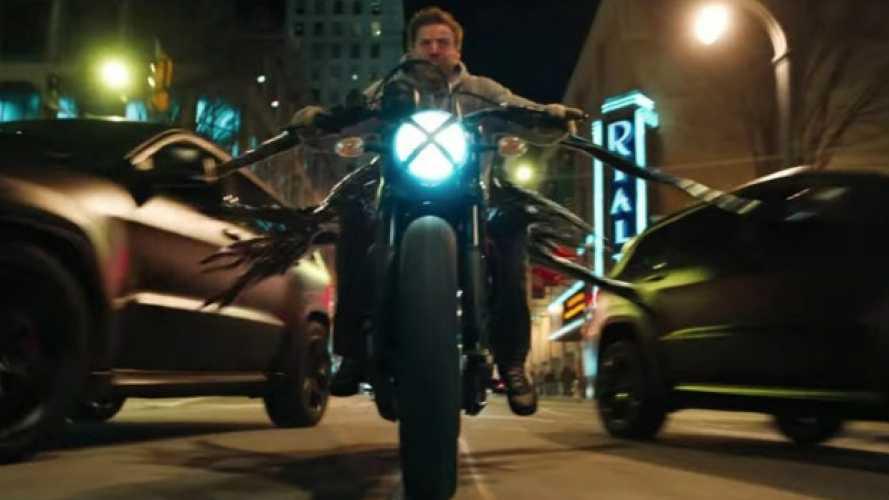 """Ducati, la Scrambler 1100 protagonista di """"Venom"""" [VIDEO]"""