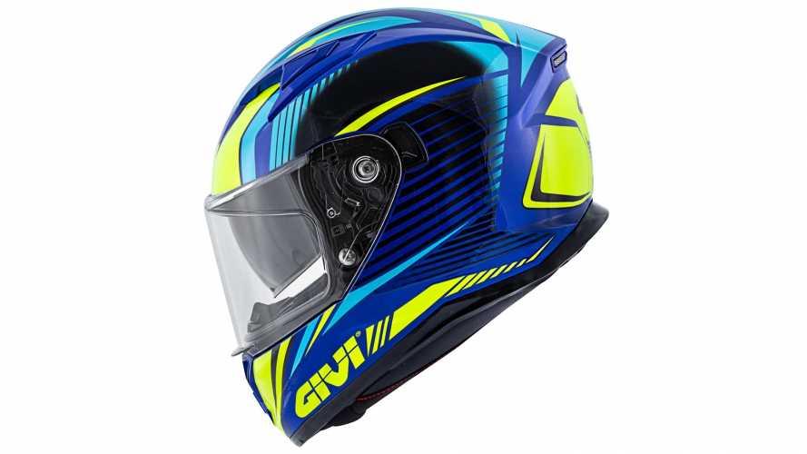 Givi 50.6 Stoccarda, il nuovo casco integrale