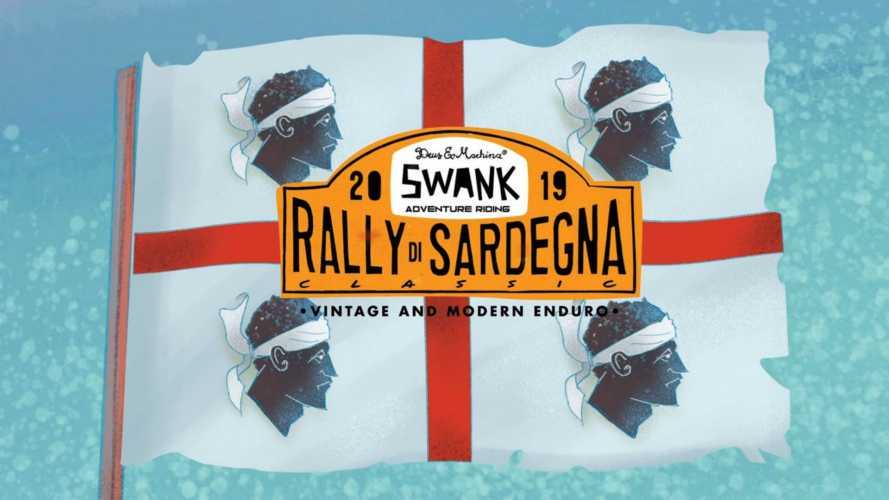 Deus Swank Rally di Sardegna Classic, chi sono gli eroi Yamaha?
