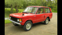 Range Rover Portofino Red