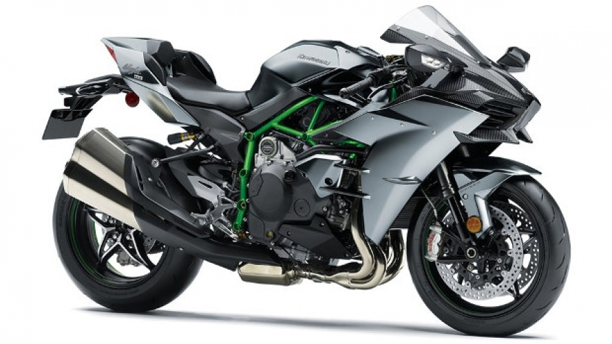Kawasaki Ninja H2 Carbon Limited Edition 2017