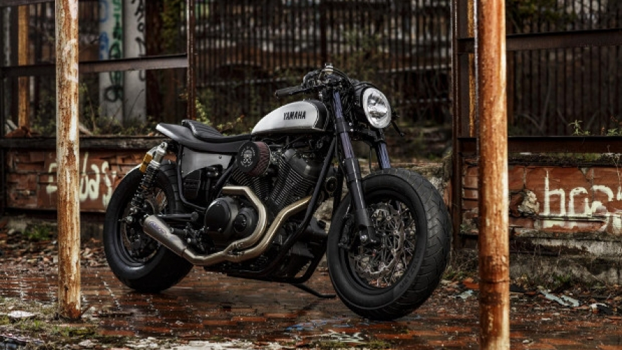 Yamaha XV950 Speed Iron by Moto di Ferro
