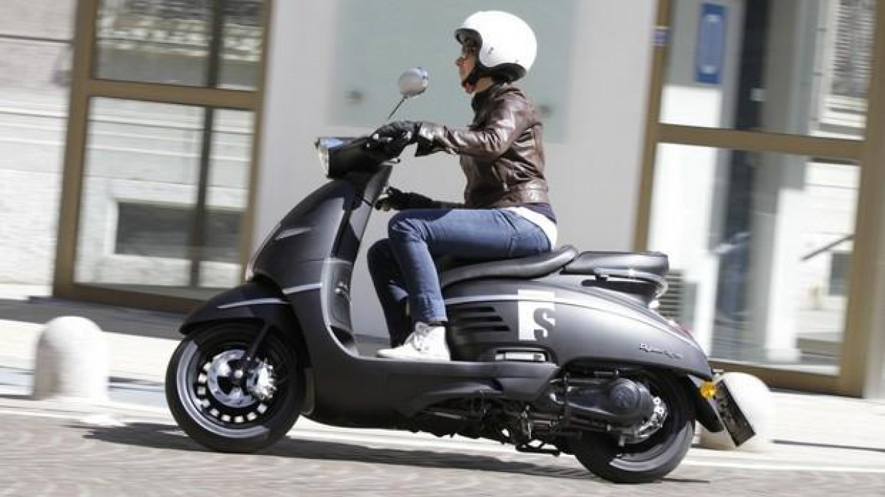 Nuovo Peugeot Scooter Django S 2016 - TEST