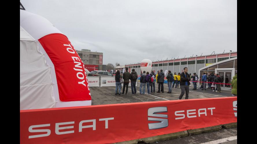 Seat al Motor Show 2014