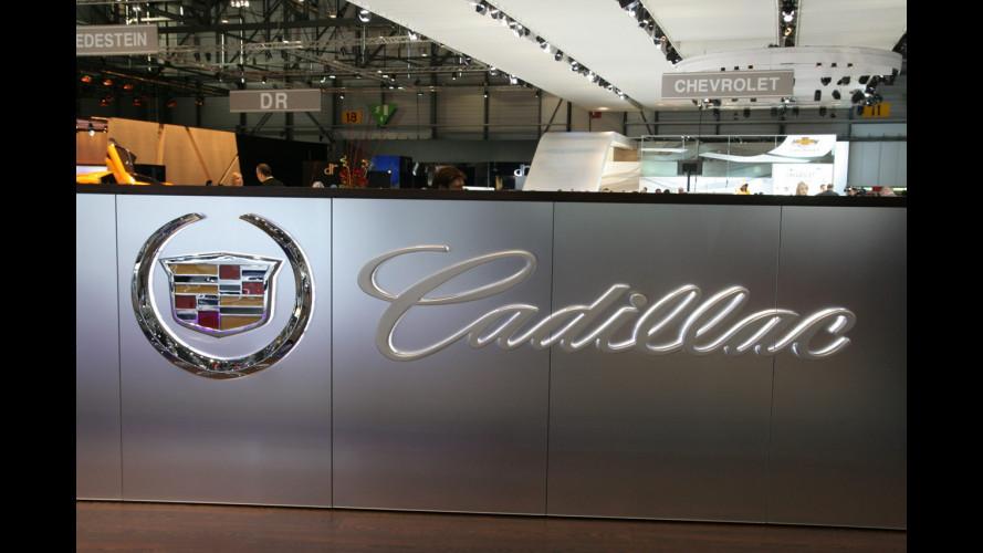 Cadillac al Salone di Ginevra 2010