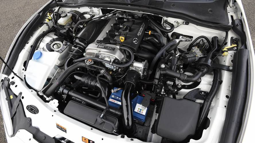 Mazda MX-5 ND Stage 1 turbo package