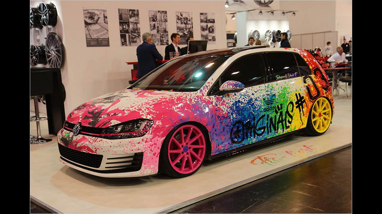 Adidas Originals VW Golf GTI
