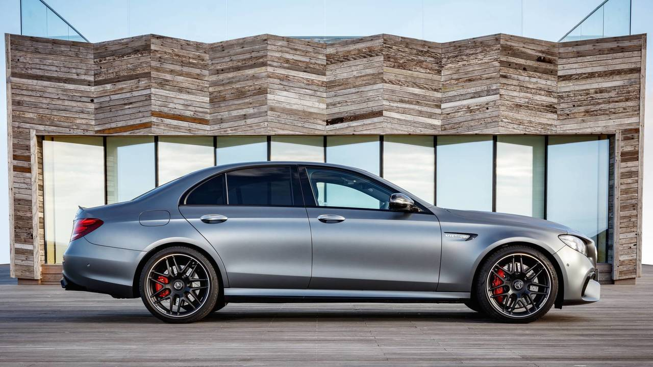 2017 Mercedes Amg E63 S First Drive