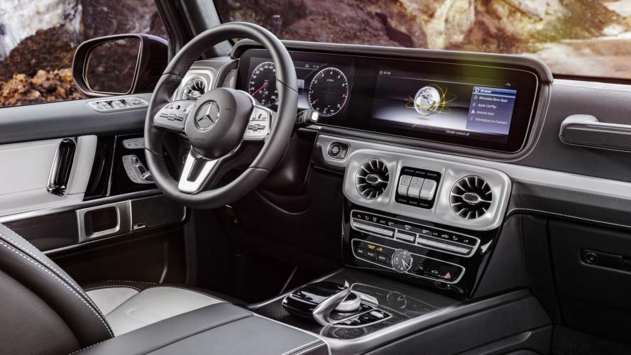 [Copertina] - Nuova Mercedes Classe G, come cambiano gli interni