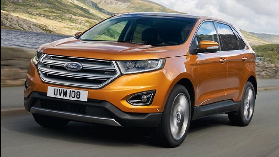 Ford Edge, il SUV da un punto di vista diverso