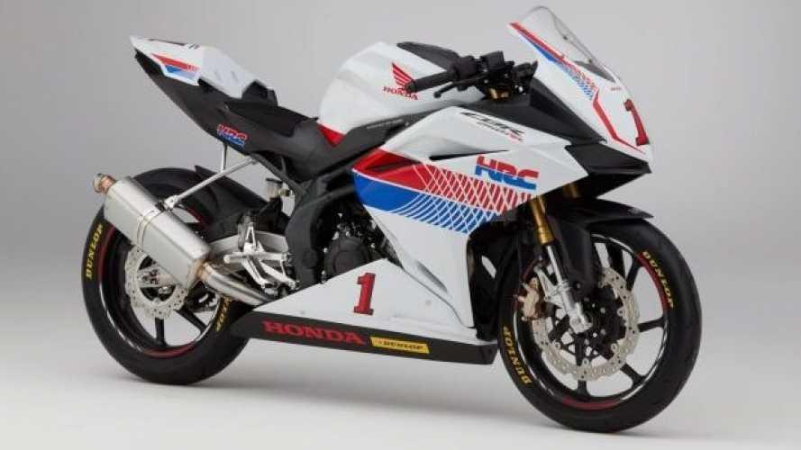Honda CBR250RR: presentata la versione per i monomarca