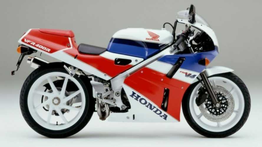 Honda VFR400 (NC 45): leggenda in piccolo