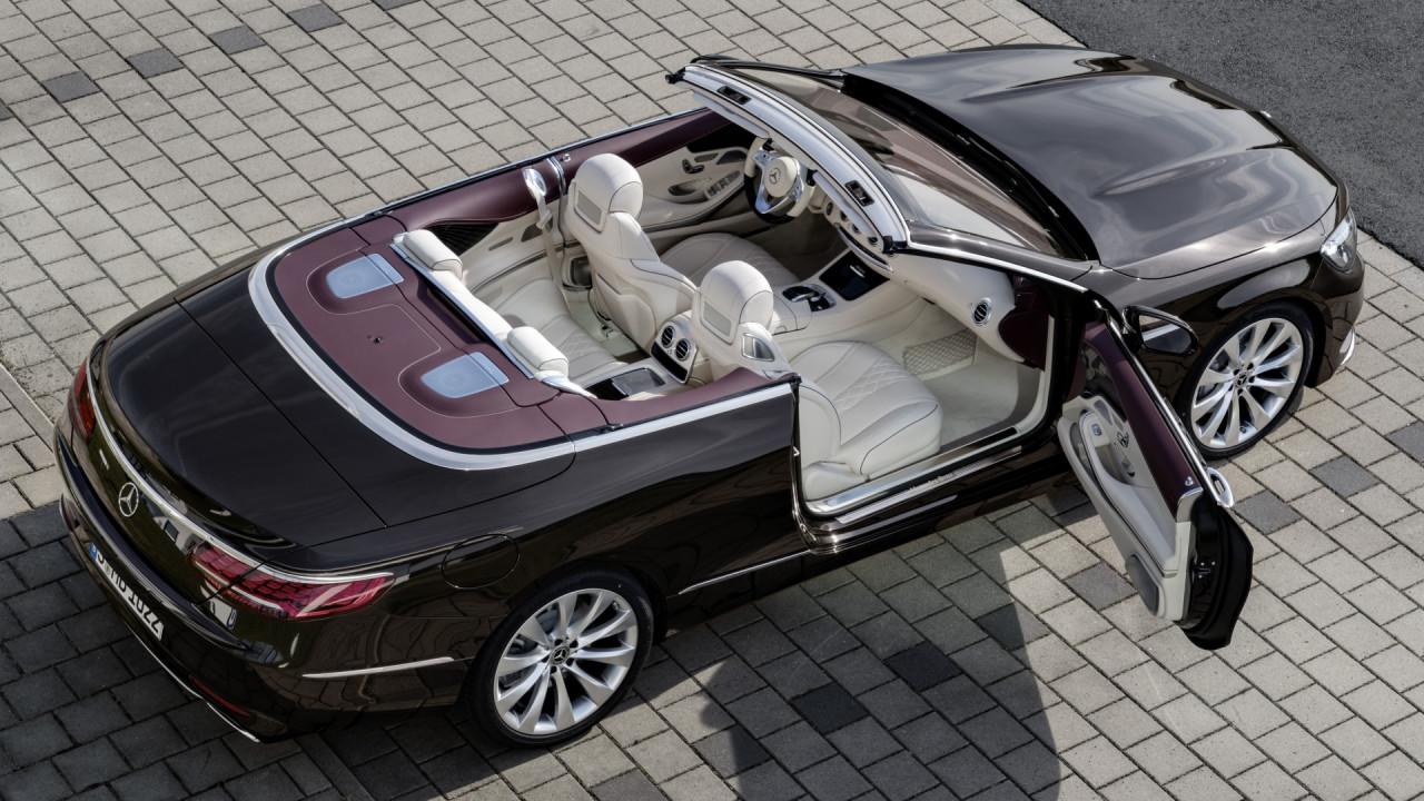 [Copertina] - Mercedes Classe S Cabriolet restyling, più ammiraglia che mai