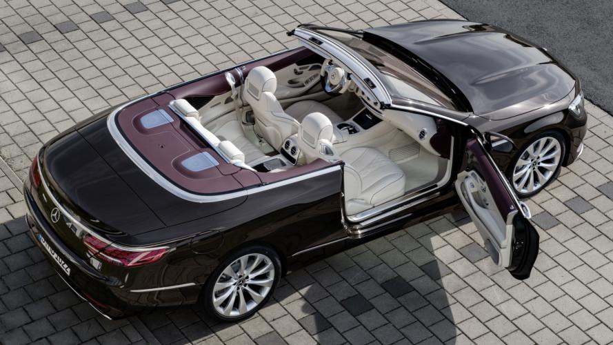 Mercedes Classe S Cabriolet restyling, più ammiraglia che mai