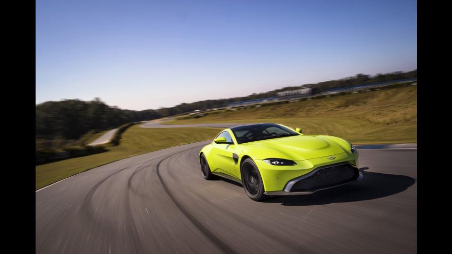Aston Martin Vantage, il ritorno della belva