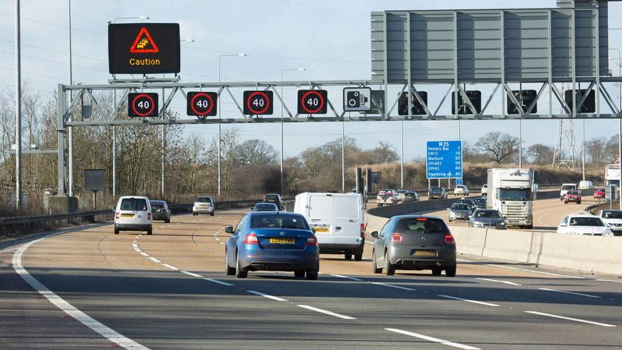 Government scraps 'dynamic' motorway hard shoulders amid safety concerns