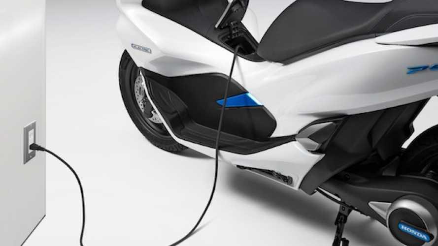Honda PCX hybrid ed electric, gli scooter del futuro