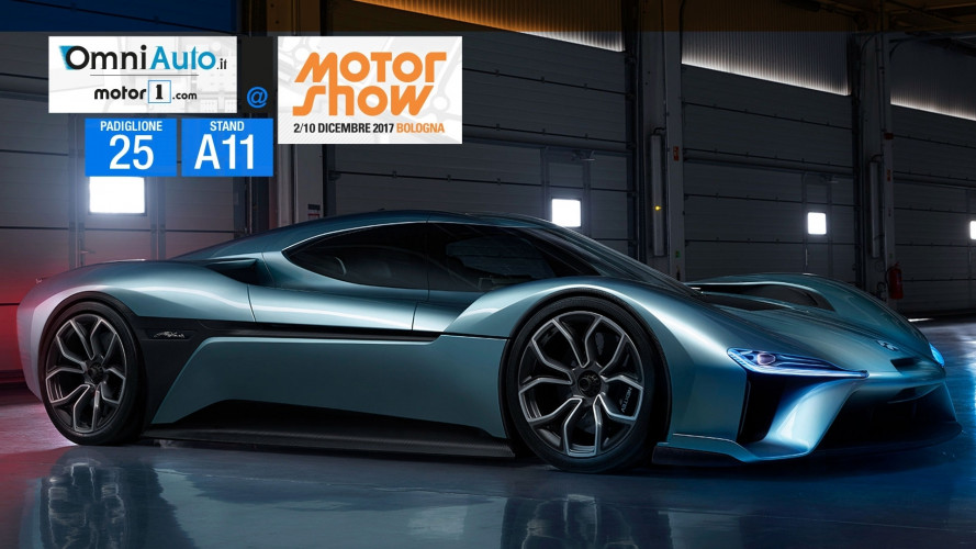 Motor Show 2017, la Cina è tra i protagonisti