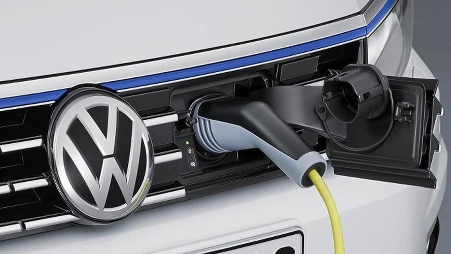 VW confirms plans for 20 plug-in hybrid or electric vehicles