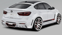 2015 BMW X6 by Lumma Design