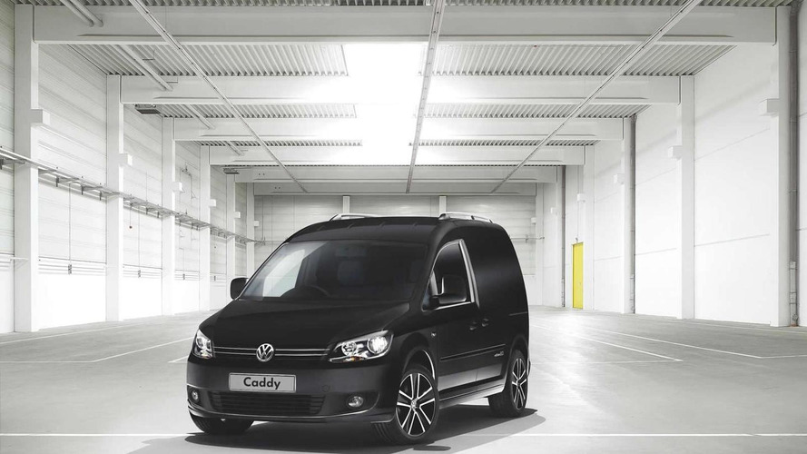 Volkswagen launches limited Caddy Black Edition in UK