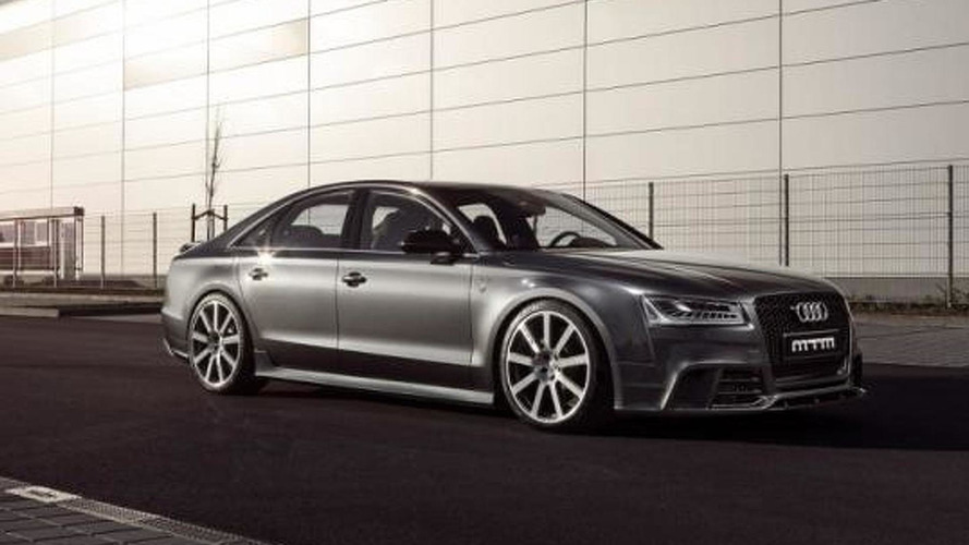 MTM unleashes Audi S8 Talladega with 760 HP