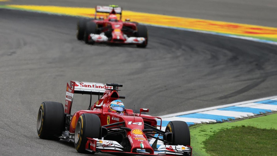Alonso urges Raikkonen to 'improve'