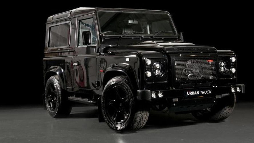 Urban Truck introduces Land Rover Defender Ultimate RS with 500 HP LS3 V8 engine