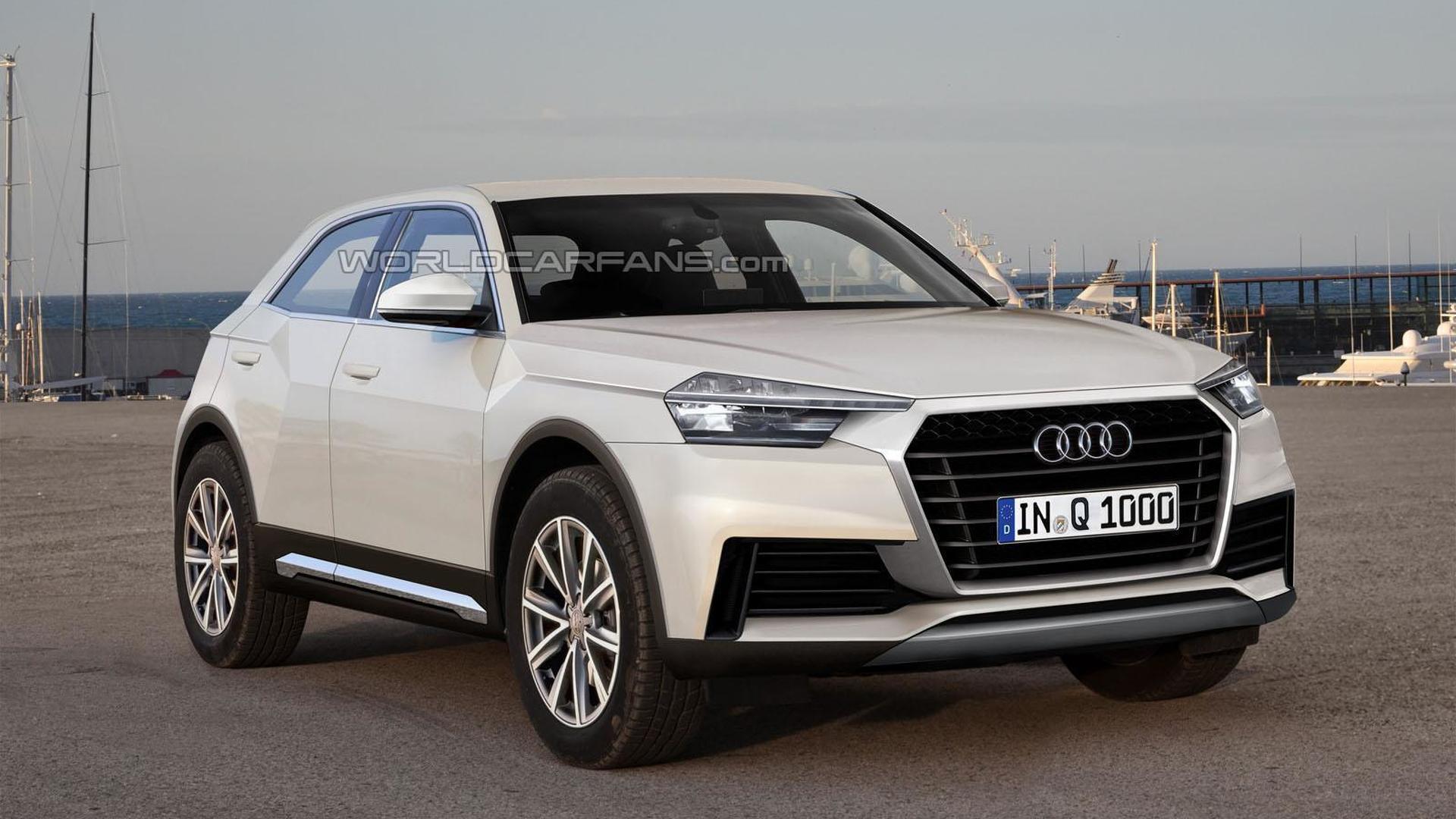Kelebihan Audi Q1 Perbandingan Harga