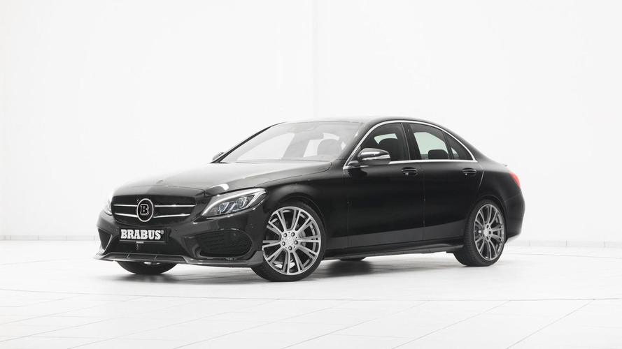 Brabus upgrades the Mercedes C-Class AMG-Line