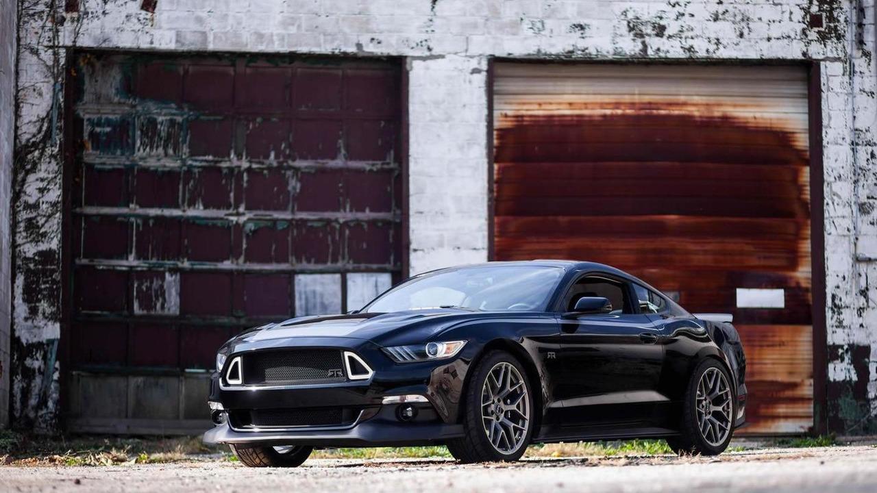 2015 Mustang Rtr >> 2015 Ford Mustang Rtr Motor1 Com Photos