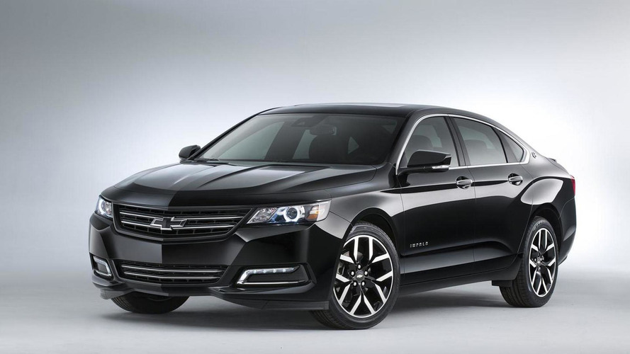 Chevrolet Impala Blackout concept to spawn a new Midnight Edition