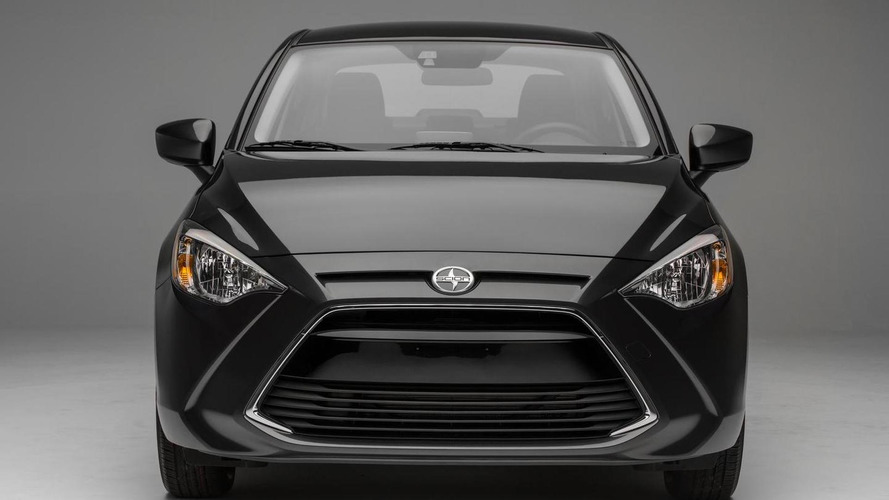 Scion iA introduced in New York as rebadged Mazda2 Sedan