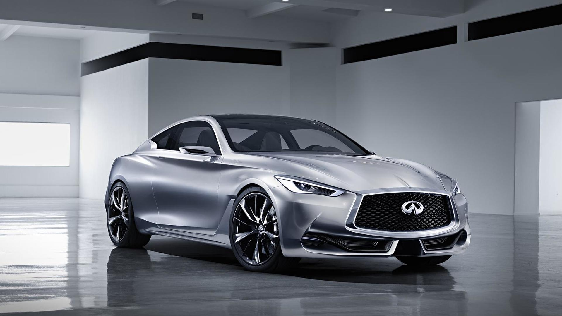 Infiniti Q60 Concept Fully Revealed With Twin Turbo 30 Liter V6 Engine Video
