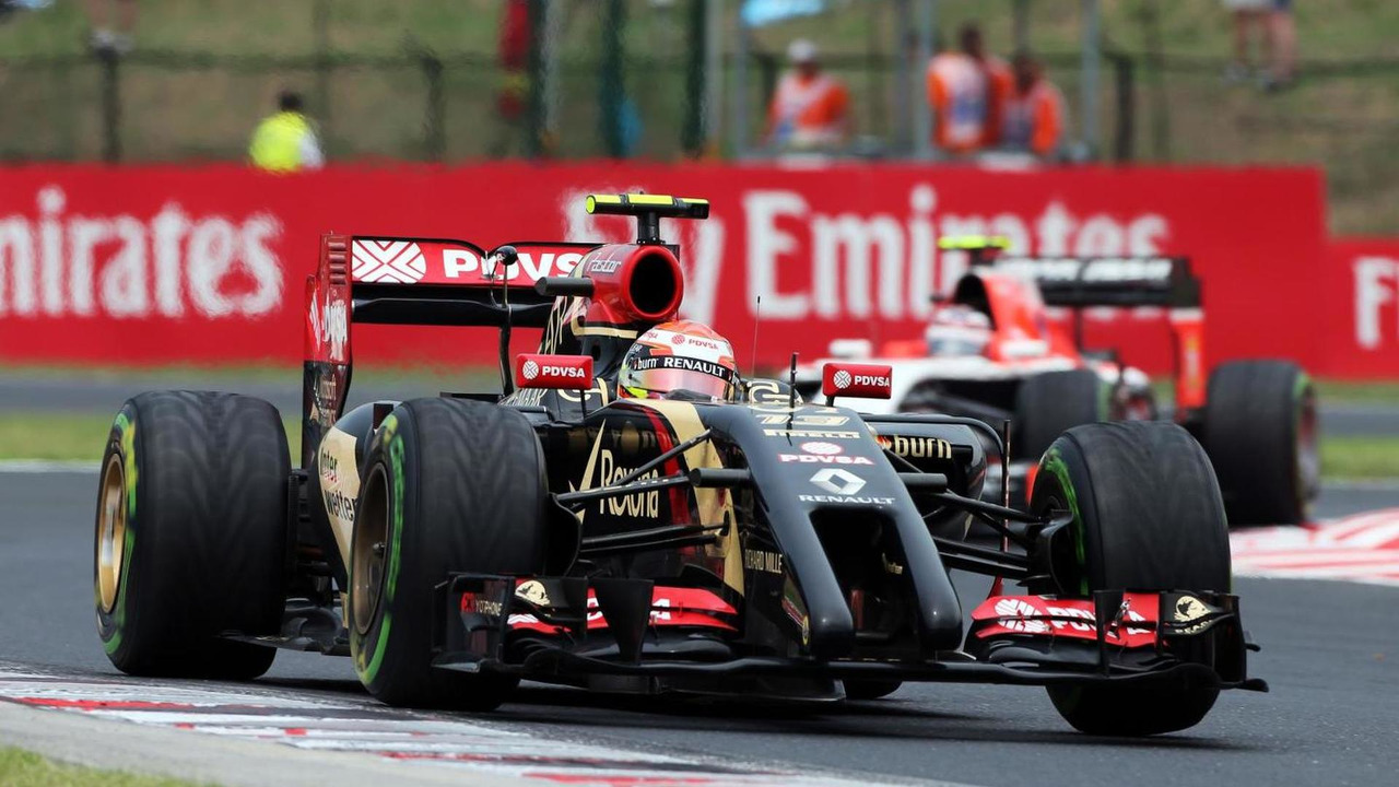 Pastor Maldonado (VEN), 27.07.2014, Hungarian Grand Prix, Budapest / XPB