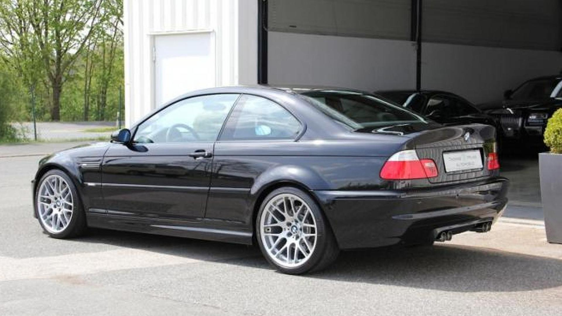 Highly Desirable Bmw M3 Csl Available For 109 500