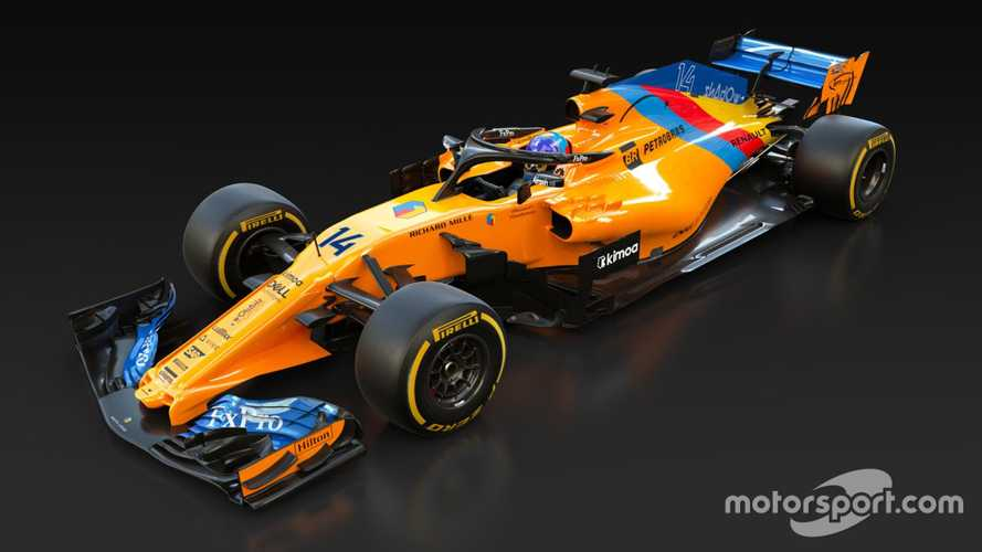 McLaren подготовил особую ливрею к последней гонке Алонсо в Формуле 1