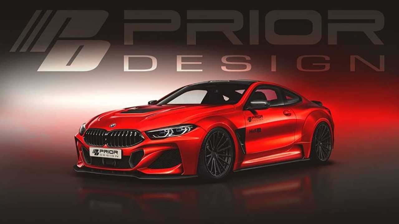 BMW Série 8 Prior Design