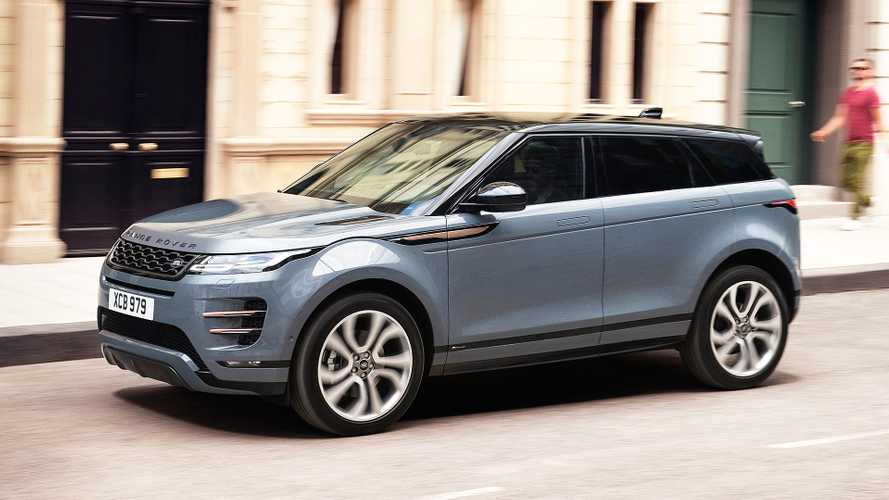 Yeni Range Rover Evoque'un tanıtım videolarını izleyin