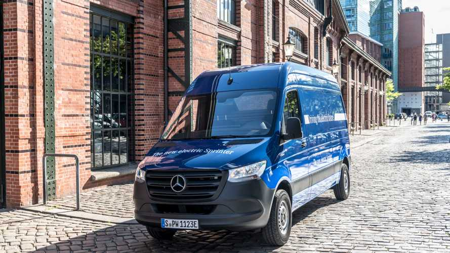 With Tesla, Long-Range Mercedes-Benz eSprinter Could Become Real