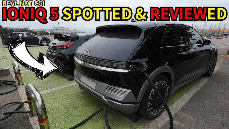 Detailed Look At The Hyundai Ioniq 5 Exterior