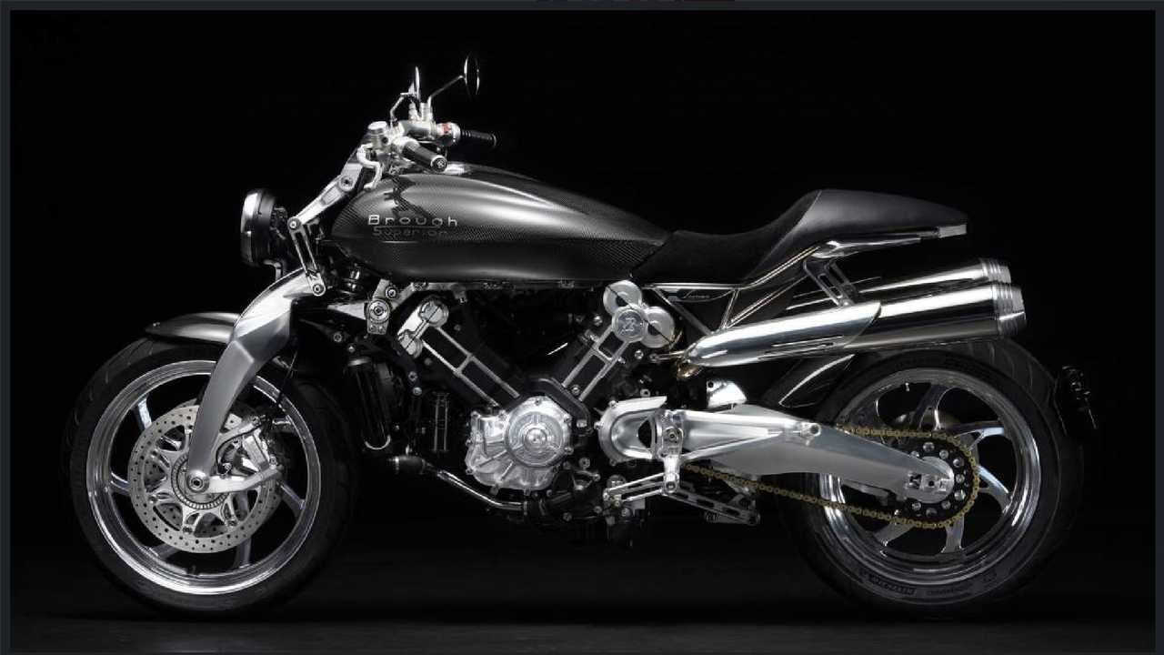 Brough Superior Lawrence 2021
