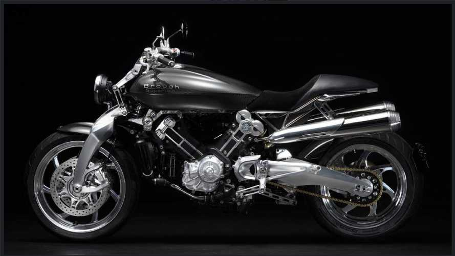 Brough Superior Lawrence - Seulement 188 exemplaires