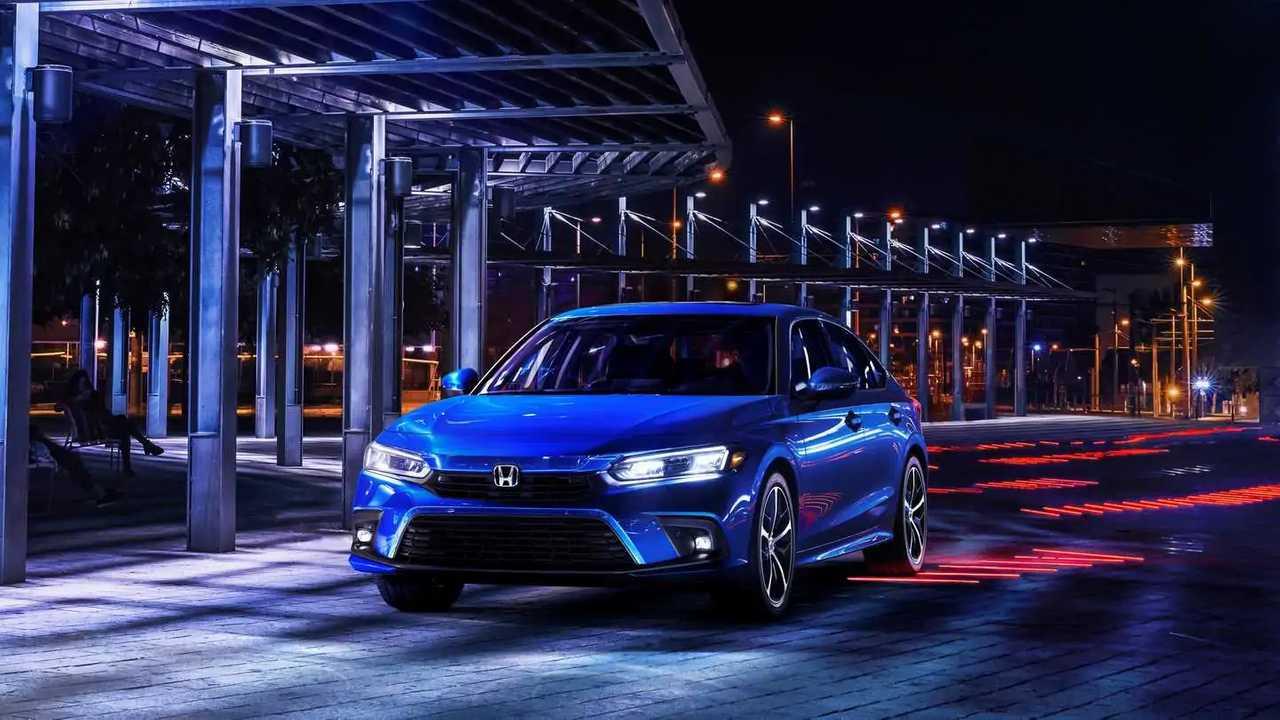 Новый Honda Civic официально стал серийным